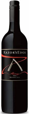 Razor's Edge Shiraz